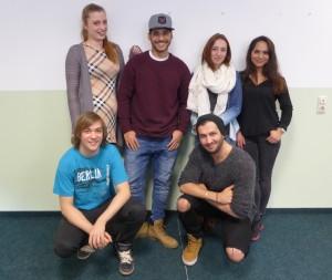 Unsere Absolventen der Klasse der Veranstaltungskaufleute