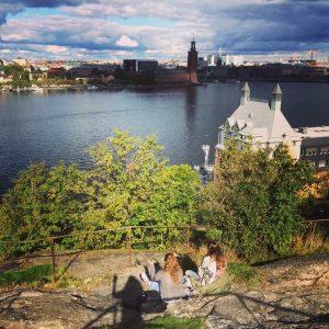 Melina berichtet aus ihrem Praktikum in Stockholm