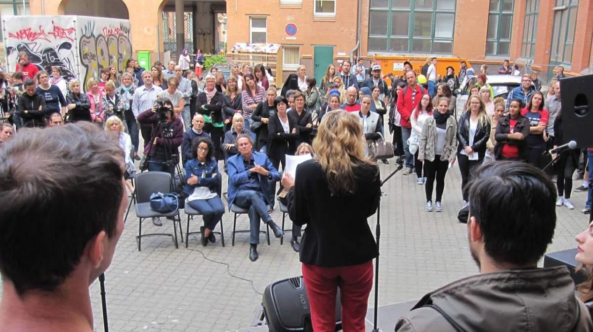 Campus Berlin SOR-Aktionstag 2016