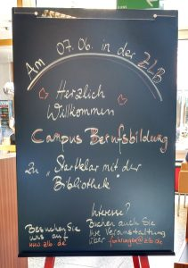 Kaufleute für Büromanagement in Zentral- und Landesbibliothek Berlin