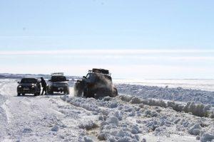 """Der Weg zum """"Ende der Welt"""" im Norden Sibiriens"""