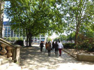 Campus Berlin - Ausbildung -Kaufleute für Büromanagement werden zu Stadtentdecker 4
