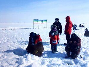 Überleben in der Tundra1