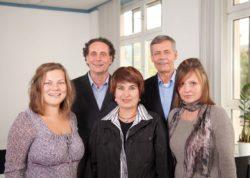 Gruppenfoto Vorstand Campus Berlin